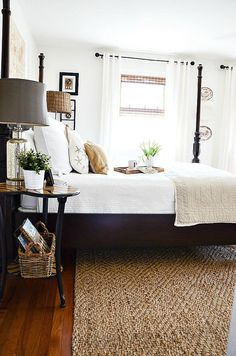 This is a Bedroom Interior Design Ideas. House is a private bedroom and is usually hidden from our guests. However, it is important to her, not only for comfort but also style. Much of our bedroom … Easy Home Decor, Home Decor Bedroom, Decorating A Bedroom, Master Bedroom, Interior Livingroom, Decor Room, Bedroom Inspo, Bedroom Sets, Master Suite