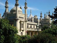 The Royal Pavilion, Brighton, England
