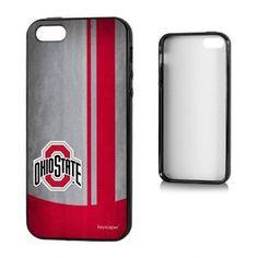Ohio State Buckeyes Apple iPhone 5/5s Bumper Case