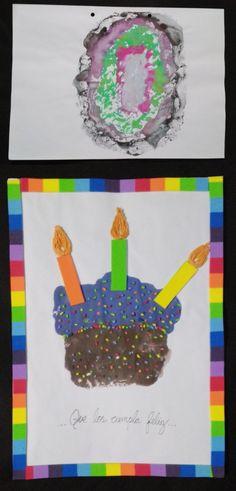TÉCNICAS GRAFO-PLÁSTICAS – Mi manual para Nivel Inicial Arte Elemental, Symbols, Frame, Home Decor, Education, Clever, Angeles, Kid Art, Sour Cream
