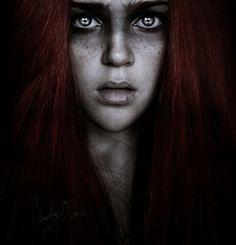 Cristina Otero Photography - 16 year old has amazing self portraits!