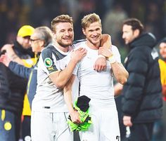 Ciro Immobile & Oliver Kirch