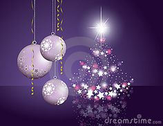 Christmas Background by Zoyaart, via Dreamstime
