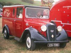 1939 Austin Six Van