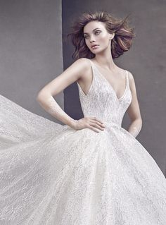Bridal Gowns and Wedding Dresses by JLM Couture - Style 3662