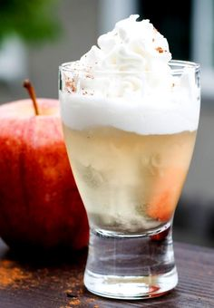 Pastel de Manzana... ¡para beber!