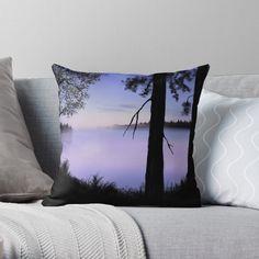 T Art, Jenni, Designer Throw Pillows, Pillow Design, Top Artists, Mists, Vibrant, Tapestry, Art Prints