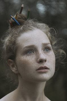 Stunning Images Capture The Beauty Of Freckles