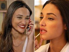Vídeo Show faz uma blitz pelo Projac para desvendar com as atrizes quais os truques de maquiagem e tons que elas mais gostam de usar na boca  → #redeglobo #gshow  #redeglobo #gshow #batom #beleza