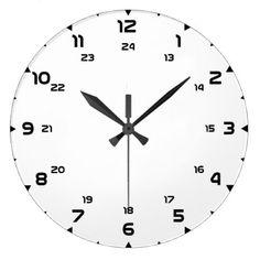 Clock H Template Create Your Own Wall ClockFace  Custom Cool