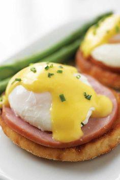 Perfect Eggs Benedict