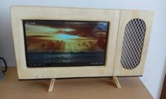 Retro TVRADIO tablet 3 Credenza, Retro, Storage, Furniture, Home Decor, Homemade Home Decor, Larger, Home Furnishings, Cupboard