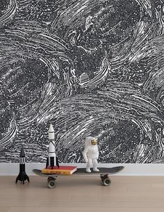 Cosmic Splash Galaxy wallpaper