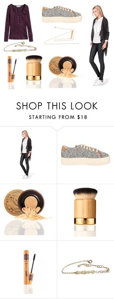 """""""Natural color spring"""" by blackpoppy45 on Polyvore featuring mode, Best Mountain, tarte, H&M, women's clothing, women's fashion, women, female, woman et misses"""