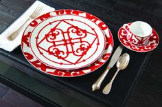 I love this hermes china! I would want in red but it also comes in black, platinum and gold
