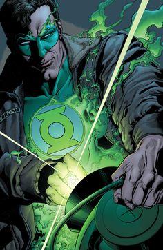Green Lantern Hal Jordan by Ethan Van Sciver