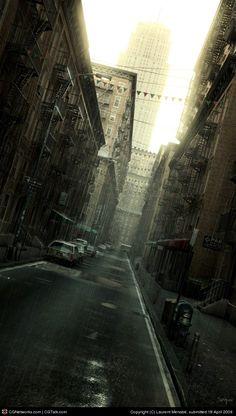 http://spigaou.cgsociety.org/art/maya-mental-ray-raining-day-3d-347502
