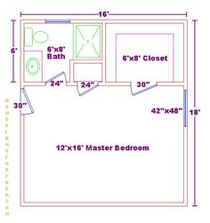 Master Bedroom Floor Plan Ideas master bedroom floor plans | picture gallery of the master bedroom