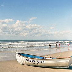 The 31 Best Beach Vacations | Family FunOcean City, New Jersey  | CoastalLiving.com