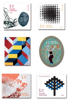 Suomen Taiteilijaseura 150v., Finland 2016 Time Travel, Postage Stamps, Finland, Retro Vintage, Kids Rugs, Label, Design, Egg, Kid Friendly Rugs