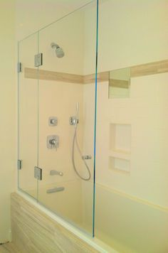 One Photo Of Our Roda Glass Shower Enclosures At A New Holiday Inn