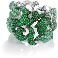 de Grisogono Tondo by Night и Melody of Colours ❤ liked on Polyvore featuring jewelry, bracelets, rings, украшения, de grisogono jewelry and de grisogono