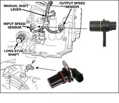 If you have a Input/Turbine Speed Sensor Circuit No Signal trouble code, this post will help you understand what it is and how to fix it. Safety Switch, Circuit, Coding, Cars Motorcycles, Programming