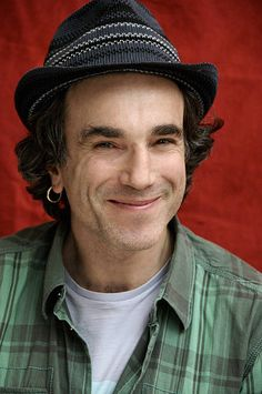 Actor Daniel Day-Lewis poses at a portrait session in Los Angeles.