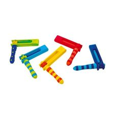 MULTICOLOURED RATTLE Instruments, Musical Toys, Motivation, Bunt, Puzzles, Outdoor Decor, Home Decor, Material, Christmas
