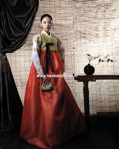 Hanbok korean, 한복린-한복. 전용뷰어 : 네이버 블로그