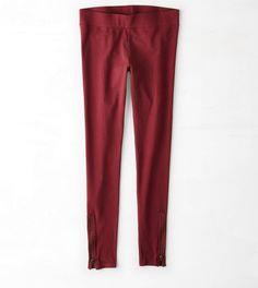 Just need USD 20, AEO Side Zip Legging