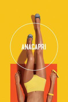 Anacapri Summer 2014 Catalogue on Behance