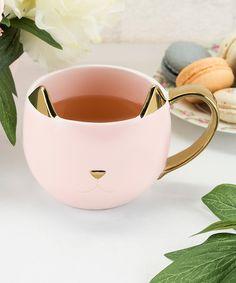 Pinkies up, it's tea time!