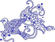 birdl Embroidery Designs - Buscar con Google