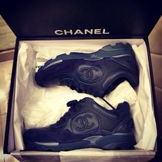 Chanel runners oh so chic