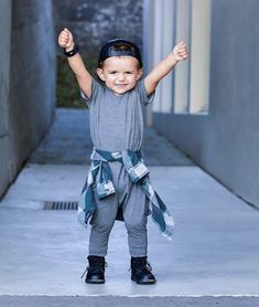 Toddler Boy Fashion, Little Boy Fashion, Toddler Outfits, Baby Boy Outfits, Kids Fashion, Rompers For Kids, Baby Rompers, Girls Rompers, Cool Kids Clothes