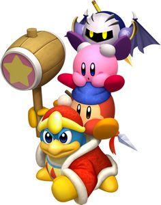 Kirby Wii Copy Abilities | Kirby's Adventure Wii | Platform Game | Wii | Nintendo