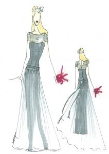 COLLECTION 2015 : LONG ISLAND, une robe de mariée années 30 #robedemariee #styliste #collectionpermanente #paris #mariage #robedemarieesurmesure
