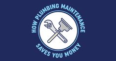 How Plumbing Maintenance Saves You Money (Infographic) - Plumbing is one of the most important household duty we tend to forget about until something goes topsy-turvy! A dripping tap burst pipe or a hot water