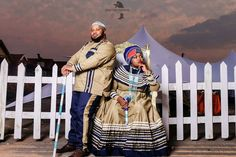 African Outfits, African Clothes, African Wear, African Fashion Dresses, African Dress, Xhosa, African Weddings, Zulu, Traditional Wedding