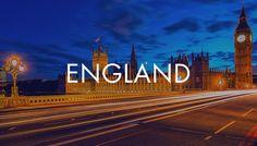 England Sehenswürdigkeiten