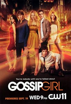 """CAST: Leighton Meester, Penn Badgley, Chace Crawford, Taylor Momsen, Ed Westwick, Kelly Rutherford, Matthew Settle, Blake Lively ; Features: - 11"""" x 17"""" - Packaged with care - ships in sturdy reinforc"""