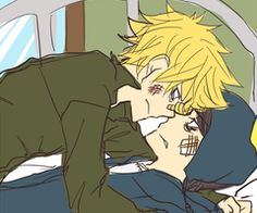Craig and Tweek- South Park yaoi