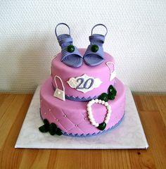 Fashionista Cake by Naera.deviantart.com