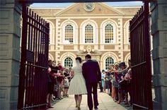 the Bluecoat. Wedding Venue