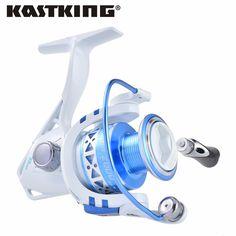 KastKing Verano Serie Max 9 KG Carrete Spinning 5.2: 1 Carrete de la Pesca De La Carpa Pesca Mar Pesca Carretilha Spinning carretes