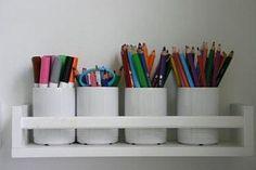 DIY Upcycling – BEKVÄM Gewürzregal [Ikea Hackers weitere Ideen]