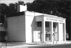 Buckingham Theater (235 North Glebe Road, Arlington Virginia).