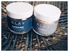 Detox your skin the KLAY way. Clay Masks, Vitamin C, Detox, Skin Care, Food, Style, Meal, Stylus, Skincare Routine