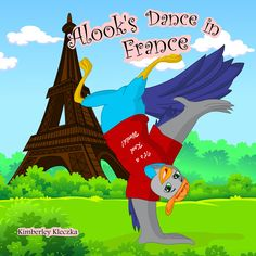 Alook dances in France and your #toddler learns about the wonderful world out there for him/her to explore! #book #children http://kidsfunchannel.com/children-book-review-alooks-dance-france #reading #fun #kids #books